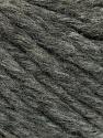 Fiber Content 85% Baby Alpaca, 15% Polyamide, Brand ICE, Grey, fnt2-37531