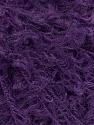 Fiber Content 100% Nylon, Purple, Brand ICE, Yarn Thickness 4 Medium  Worsted, Afghan, Aran, fnt2-37575