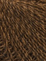 Fiber Content 35% Merino Wool, 25% Alpaca, 20% Viscose, 20% Acrylic, Brand Ice Yarns, Brown Shades, Yarn Thickness 2 Fine  Sport, Baby, fnt2-37738