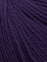 Fiber Content 100% Wool, Purple, Brand Ice Yarns, Yarn Thickness 4 Medium  Worsted, Afghan, Aran, fnt2-38012