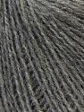 Fiber Content 50% Acrylic, 25% Alpaca, 25% Merino Wool, Brand Ice Yarns, Grey, Yarn Thickness 2 Fine  Sport, Baby, fnt2-38054