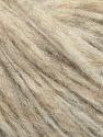 Fiber Content 27% Acrylic, 23% Wool, 23% Nylon, 15% Alpaca Superfine, 12% Viscose, Brand Ice Yarns, Beige, Yarn Thickness 4 Medium  Worsted, Afghan, Aran, fnt2-38146
