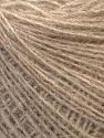 Fiber Content 50% Merino Wool, 25% Alpaca, 25% Acrylic, Brand Ice Yarns, Beige, Yarn Thickness 2 Fine  Sport, Baby, fnt2-38167
