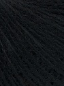 Fiber Content 50% Merino Wool, 25% Alpaca, 25% Acrylic, Brand Ice Yarns, Black, Yarn Thickness 2 Fine  Sport, Baby, fnt2-38170