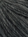 Fiber Content 35% Acrylic, 30% Wool, 20% Alpaca Superfine, 15% Viscose, Brand Ice Yarns, Dark Grey, Yarn Thickness 5 Bulky  Chunky, Craft, Rug, fnt2-38204