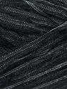 Fiber Content 65% Polyamide, 18% Cotton, 17% Acrylic, Yarn Thickness Other, Brand Ice Yarns, Grey, Black, fnt2-38469