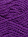Perfect for felting in the washing machine. Shrinkage about 30%-40% Fiber Content 100% Virgin Wool, Purple, Brand Ice Yarns, Yarn Thickness 5 Bulky  Chunky, Craft, Rug, fnt2-38564