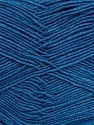 Fiber Content 55% Cotton, 45% Acrylic, Jeans Blue, Brand Ice Yarns, Yarn Thickness 1 SuperFine  Sock, Fingering, Baby, fnt2-38681