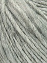 Fiber Content 35% Acrylic, 30% Wool, 20% Alpaca Superfine, 15% Viscose, Light Grey, Brand ICE, Yarn Thickness 5 Bulky  Chunky, Craft, Rug, fnt2-38967