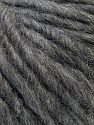 Fiber Content 50% Merino Wool, 25% Acrylic, 25% Alpaca, Brand ICE, Dark Grey, Yarn Thickness 5 Bulky  Chunky, Craft, Rug, fnt2-38977
