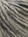 Fiber Content 50% Merino Wool, 25% Alpaca, 25% Acrylic, Brand ICE, Grey, fnt2-38978