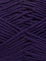 Fiber Content 100% Acrylic, Purple, Brand Ice Yarns, Yarn Thickness 4 Medium  Worsted, Afghan, Aran, fnt2-39087