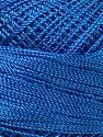 Fiber Content 100% Micro Fiber, Brand Ice Yarns, Blue, Yarn Thickness 0 Lace  Fingering Crochet Thread, fnt2-39152