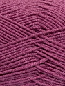 Fiber Content 100% Acrylic, Orchid, Brand Ice Yarns, Yarn Thickness 4 Medium  Worsted, Afghan, Aran, fnt2-39491