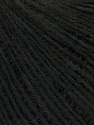Fiber Content 45% Acrylic, 20% Wool, 20% Alpaca, 15% Viscose, Brand Ice Yarns, Black, Yarn Thickness 2 Fine  Sport, Baby, fnt2-39746
