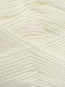 Fiber Content 100% Acrylic, White, Brand Ice Yarns, Yarn Thickness 2 Fine  Sport, Baby, fnt2-39918