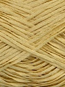 Fiber Content 100% Acrylic, Light Yellow, Brand Ice Yarns, Yarn Thickness 2 Fine  Sport, Baby, fnt2-39929