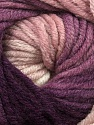Fiber Content 70% Acrylic, 30% Merino Wool, Purple, Lilac Shades, Brand Ice Yarns, Yarn Thickness 5 Bulky  Chunky, Craft, Rug, fnt2-39961
