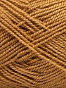 Fiber Content 100% Acrylic, Light Brown, Brand Ice Yarns, Yarn Thickness 1 SuperFine  Sock, Fingering, Baby, fnt2-40053