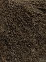 Fiber Content 42% Acrylic, 3% Elastan, 25% Polyamide, 20% Wool, 10% Viscose, Brand Ice Yarns, Brown, Yarn Thickness 2 Fine  Sport, Baby, fnt2-40125