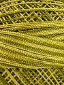 Fiber Content 100% Micro Fiber, Olive Green, Brand Ice Yarns, Green Shades, Yarn Thickness 0 Lace  Fingering Crochet Thread, fnt2-40203