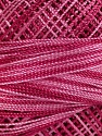 Fiber Content 100% Micro Fiber, Pink Shades, Orchid, Brand Ice Yarns, Yarn Thickness 0 Lace  Fingering Crochet Thread, fnt2-40207