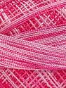 Fiber Content 100% Micro Fiber, Pink Shades, Light Pink, Brand Ice Yarns, Yarn Thickness 0 Lace  Fingering Crochet Thread, fnt2-40208