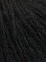 Fiber Content 50% Acrylic, 30% Wool, 20% Alpaca, Brand Ice Yarns, Black, Yarn Thickness 4 Medium  Worsted, Afghan, Aran, fnt2-40580