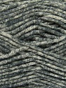 Fiber Content 70% Acrylic, 30% Wool, Brand Ice Yarns, Grey Melange, Yarn Thickness 4 Medium  Worsted, Afghan, Aran, fnt2-40887