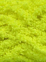 Fiber Content 100% Micro Polyester, Neon Green, Brand Ice Yarns, Yarn Thickness 6 SuperBulky  Bulky, Roving, fnt2-41109
