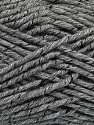 Fiber Content 61% Acrylic, 26% Wool, 13% Polyester, Brand Ice Yarns, Grey, Yarn Thickness 5 Bulky  Chunky, Craft, Rug, fnt2-41127