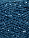 Fiber Content 61% Acrylic, 26% Wool, 13% Polyester, Brand Ice Yarns, Blue, Yarn Thickness 5 Bulky  Chunky, Craft, Rug, fnt2-41134