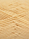 Fiber Content 80% Acrylic, 20% Wool, Brand Ice Yarns, Dark Cream, Yarn Thickness 4 Medium  Worsted, Afghan, Aran, fnt2-41249