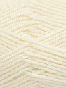 Fiber Content 80% Acrylic, 20% Wool, Light Cream, Brand Ice Yarns, Yarn Thickness 4 Medium  Worsted, Afghan, Aran, fnt2-41252