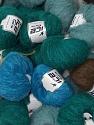 Ensemble Wool  Fiber Content 90% Wool, 10% Polyamide, Brand ICE, fnt2-41578