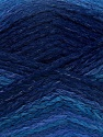 Fiber Content 97% Acrylic, 3% Polyamide, Purple, Brand Ice Yarns, Blue Shades, Yarn Thickness 5 Bulky  Chunky, Craft, Rug, fnt2-41674