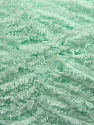 Fiber Content 100% Micro Fiber, Light Mint Green, Brand Ice Yarns, Yarn Thickness 5 Bulky  Chunky, Craft, Rug, fnt2-41762