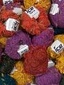 Alpaca Butterfly  Fiber Content 35% Acrylic, 3% Metallic Lurex, 20% Polyester, 15% Wool, 15% Alpaca, 12% Viscose, Brand Ice Yarns, fnt2-41899
