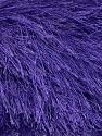 Fiber Content 100% Polyester, Lavender, Brand Ice Yarns, Yarn Thickness 6 SuperBulky  Bulky, Roving, fnt2-42073