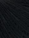 Fiber Content 55% Acrylic, 25% Alpaca, 20% Wool, Brand Ice Yarns, Black, Yarn Thickness 2 Fine  Sport, Baby, fnt2-42143