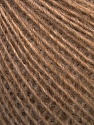 Fiber Content 55% Acrylic, 25% Alpaca, 20% Wool, Light Brown, Brand Ice Yarns, Yarn Thickness 2 Fine  Sport, Baby, fnt2-42146