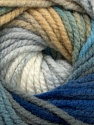 Fiber Content 100% Acrylic, White, Brand Ice Yarns, Grey, Blue Shades, Yarn Thickness 5 Bulky  Chunky, Craft, Rug, fnt2-42177
