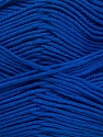 Fiber Content 50% Bamboo, 50% Cotton, Brand Ice Yarns, Blue, Yarn Thickness 2 Fine  Sport, Baby, fnt2-42210