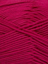 Fiber Content 50% Bamboo, 50% Cotton, Brand Ice Yarns, Candy Pink, Yarn Thickness 2 Fine  Sport, Baby, fnt2-42212