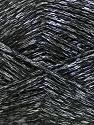 Fiber Content 70% Acrylic, 30% Nylon, Brand ICE, Grey, Black, fnt2-42231
