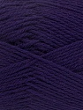 Fiber Content 100% Virgin Wool, Purple, Brand Ice Yarns, Yarn Thickness 3 Light  DK, Light, Worsted, fnt2-42311