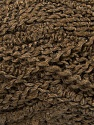 Fiber Content 68% Acrylic, 20% Wool, 12% Polyamide, Brand ICE, Brown, fnt2-42333