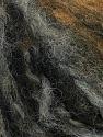 Fiber Content 70% Wool, 30% Acrylic, Latte, Khaki, Brand ICE, Grey, Black, fnt2-42396