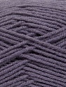 Fiber Content 50% Wool, 50% Acrylic, Light Maroon, Brand Ice Yarns, Yarn Thickness 4 Medium  Worsted, Afghan, Aran, fnt2-42544