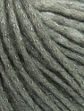 Fiber Content 8% Polyamide, 77% Acrylic, 15% Metallic Lurex, White, Silver, Brand Ice Yarns, Grey, Yarn Thickness 5 Bulky  Chunky, Craft, Rug, fnt2-42727